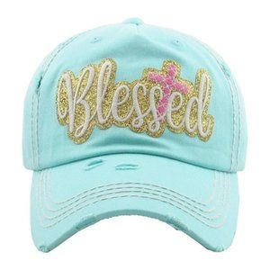NNWT *BOUTIQUE*   BLESSED HAT